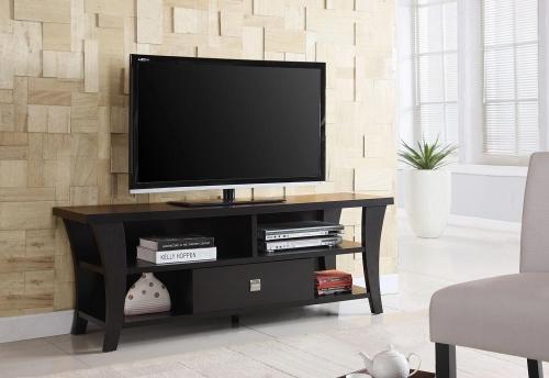 700497 TV Console - Cappuccino