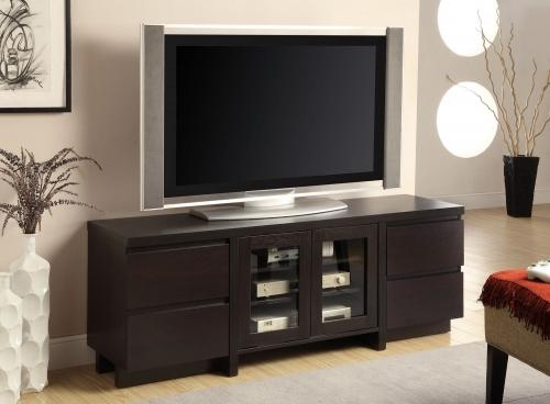 700695 TV Console - Cappuccino