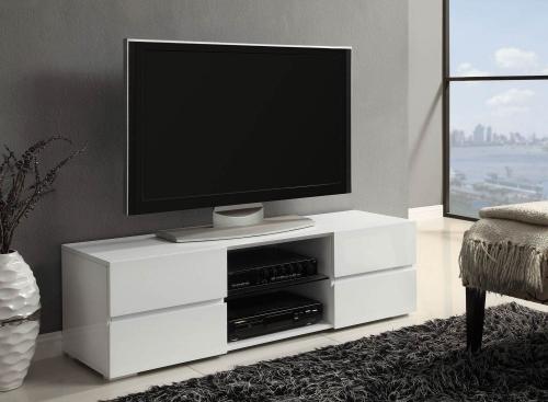700825 TV Stand - White