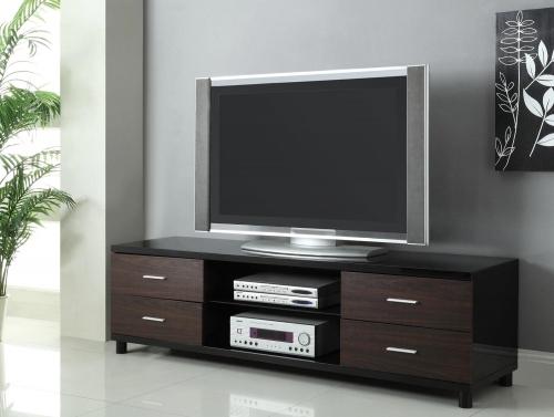 700826 TV Stand - Black