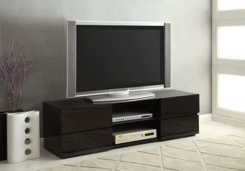 700841 TV Stand - Black