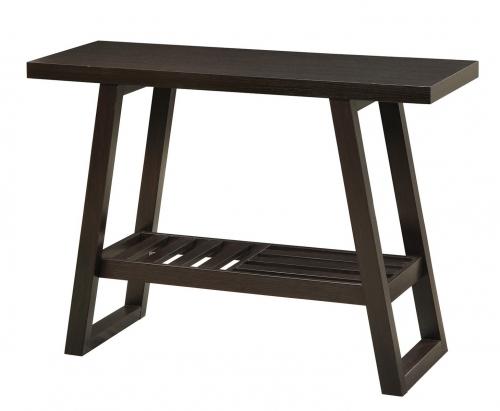 Coaster 701869 Sofa Table - Cappuccino
