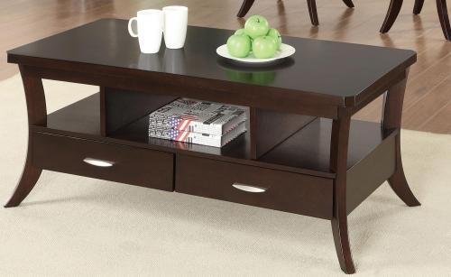 702508 Coffee Table - Espresso