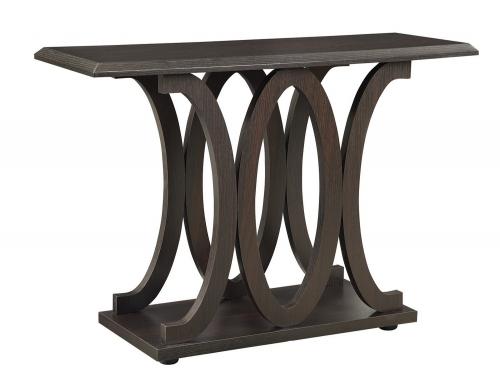 703149 Sofa Table - Cappuccino