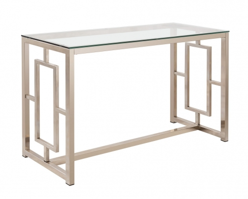 703739 Sofa Table - Nickel