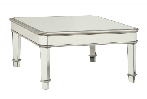 703938 Coffee/Cocktail Table - Silver