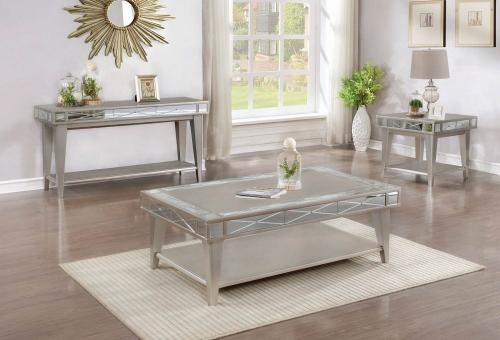 Coaster 720888 Occasional/Coffee Table Set - Mercury