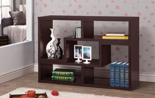 800329 Bookshelf - Cappuccino