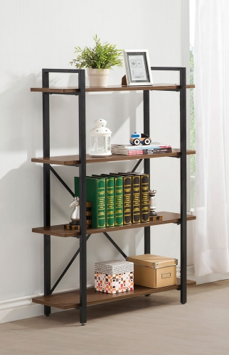 800336 Bookcase - Light Brown