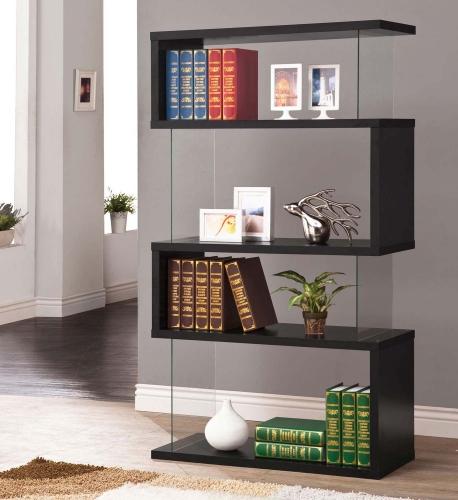 800340 Bookshelf - Black