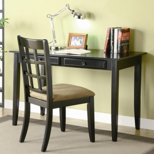 800779 Writing Table and Chair Set