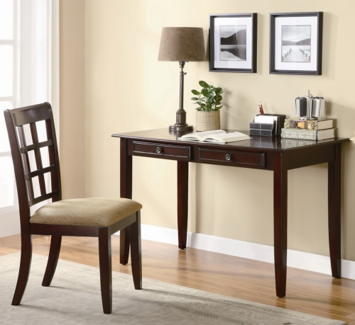 800780 Writing Table and Chair Set