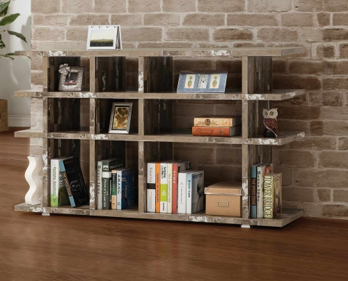 800848 Bookcase - Salvaged Cabin