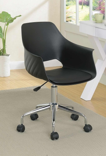 801129 Office Chair - Black
