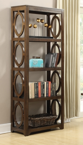 Enedina Bookshelf - Chestnut