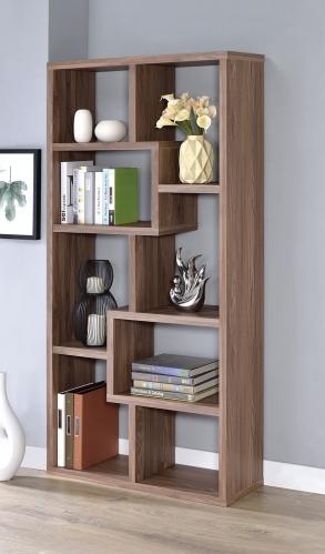 801302 Bookcase - Elm
