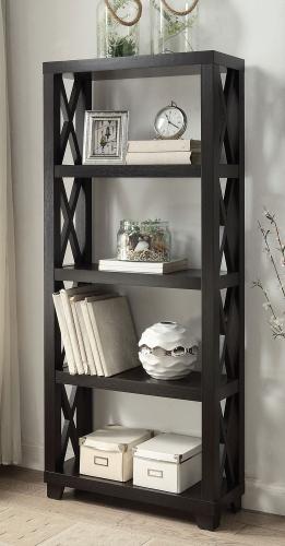 Humfreye Bookcase - Cappuccino