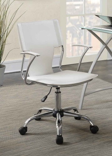 801363 Office Chair - White