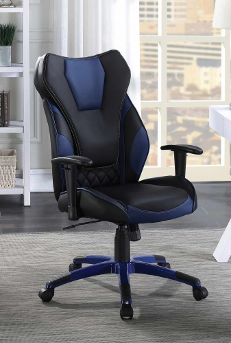 801468 Office Chair - Black/Blue