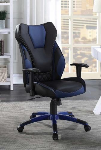 801468 Office Chair - Black/Blue