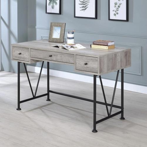 Guthrie Writing Desk - Grey Driftwood