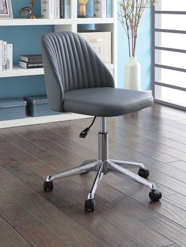 801558 Office Chair - Grey