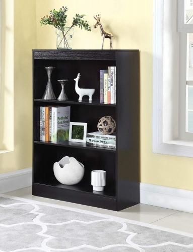 801801 Bookcase - Cappuccino