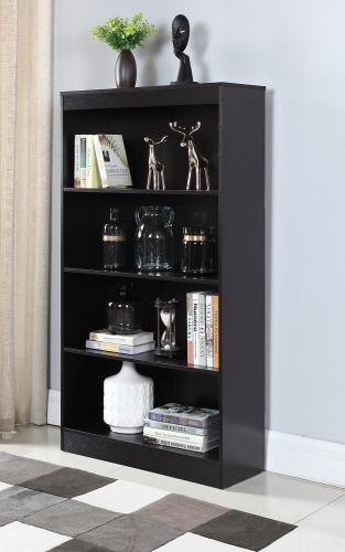 801802 Bookcase - Cappuccino