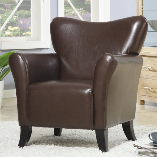 900254 Chair - Brown
