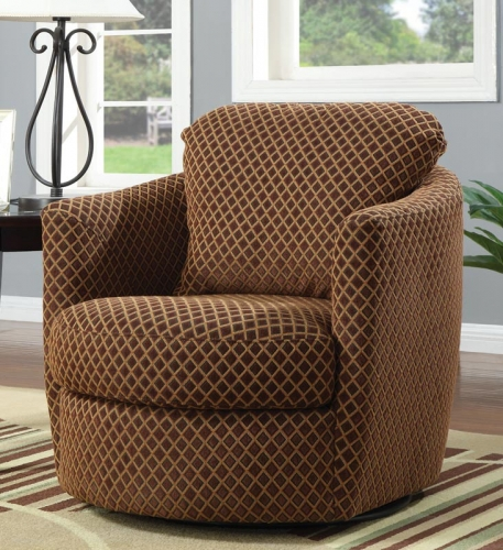 90040X Swivel Chair - Diamond