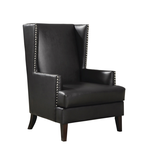 902078 Accent Chair - Black