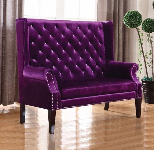 902995 Settee - Purple
