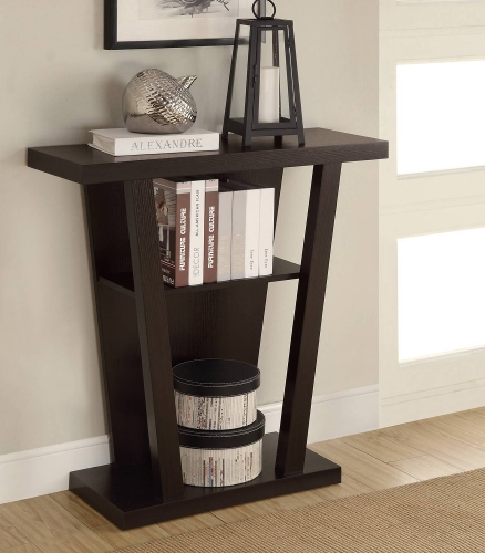 950136 Console Table - Cappuccino