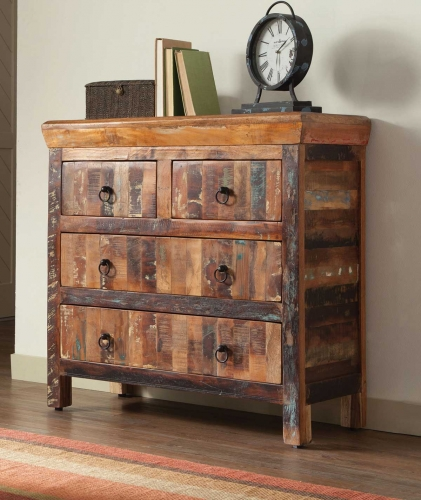 950366 Cabinet - Reclaimed Wood
