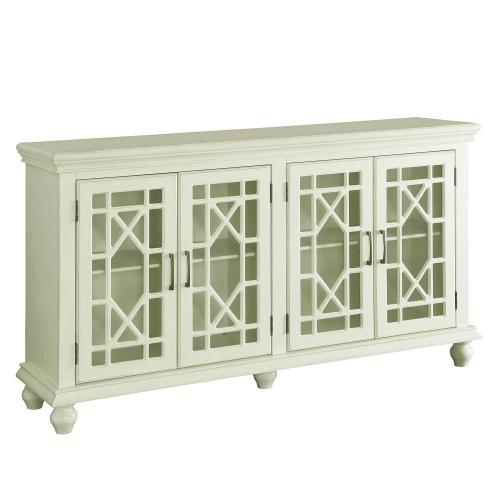 950638 Accent Cabinet - Antique White