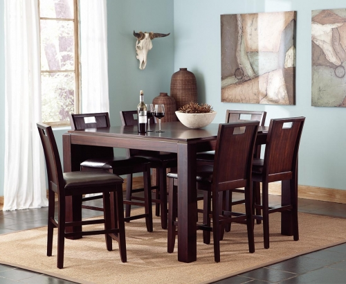 Prewitt Counter Height Dining Set