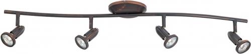 Agron 4 Lt Linear Flushmount