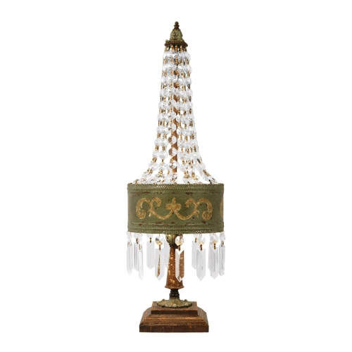 93-650 Eiffel Table Lamp