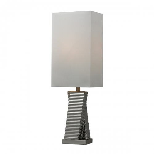 D135 Table Lamp - Chrome Plated