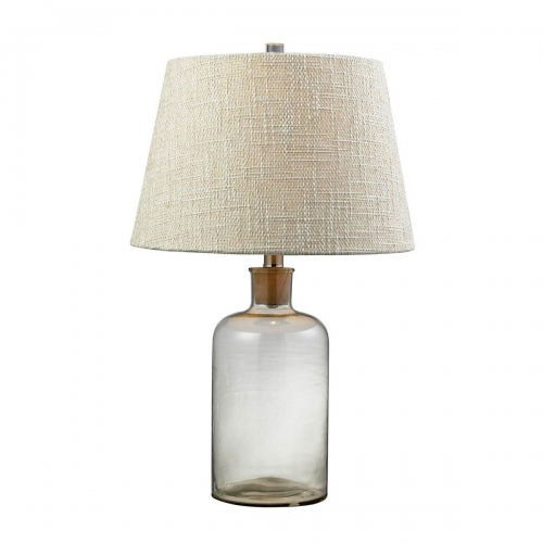 D137 Table Lamp - Clear