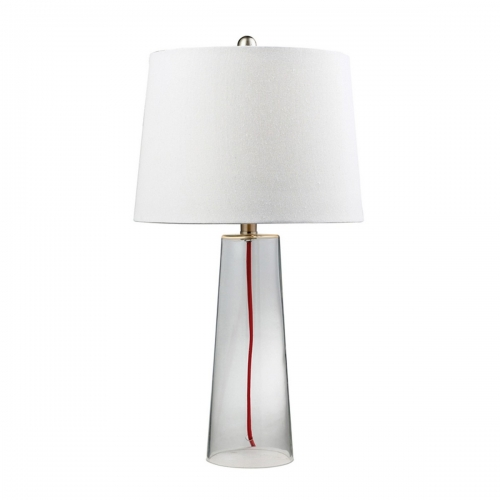 D138 Table Lamp - Clear