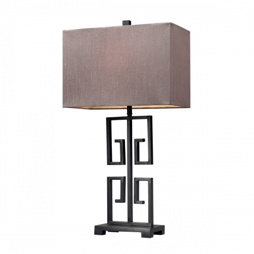 D139 Table Lamp - Dark Bronze