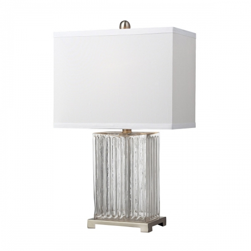 D140 Table Lamp - Clear Color