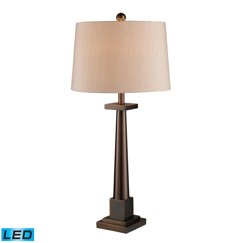 D1404-LED Lock Haven Table Lamp - Dunbrook