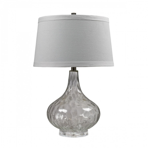 D147 Table Lamp - Clear