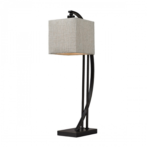 D150 Table Lamp - Madison Bronze