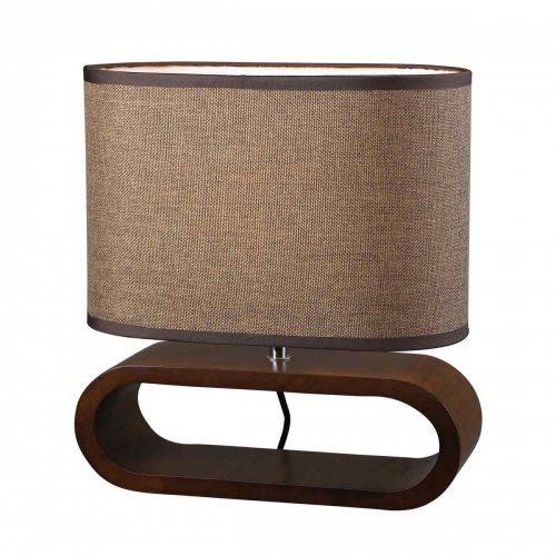 D153 Table Lamp - Bennford Natural Stain
