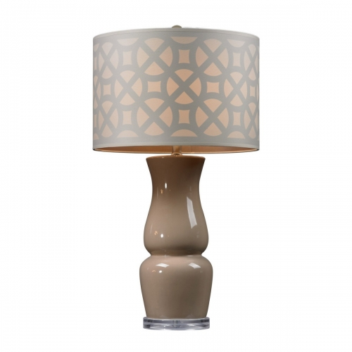 D158 Table Lamp - Ballygowan Taupe