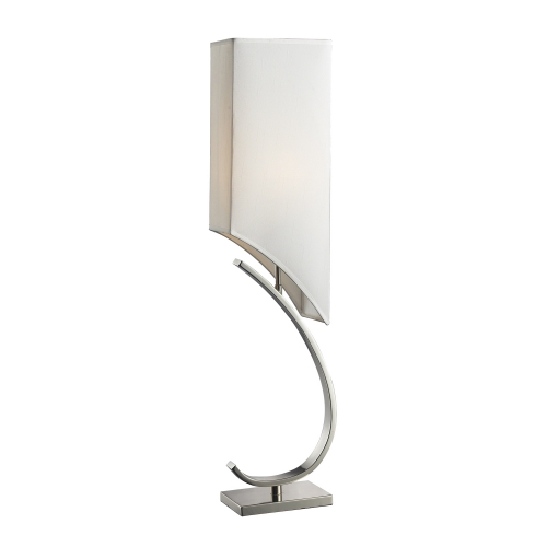 D2005 Appleton Table Lamp - Polished Nickel