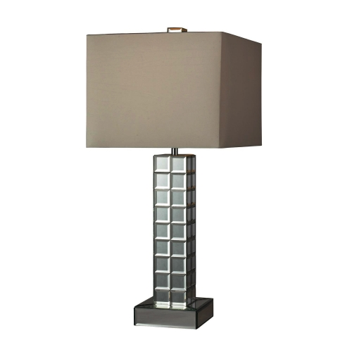 D2165 Luella Table Lamp - Clear